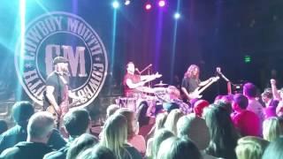 COWBOY MOUTH LIVE 2017