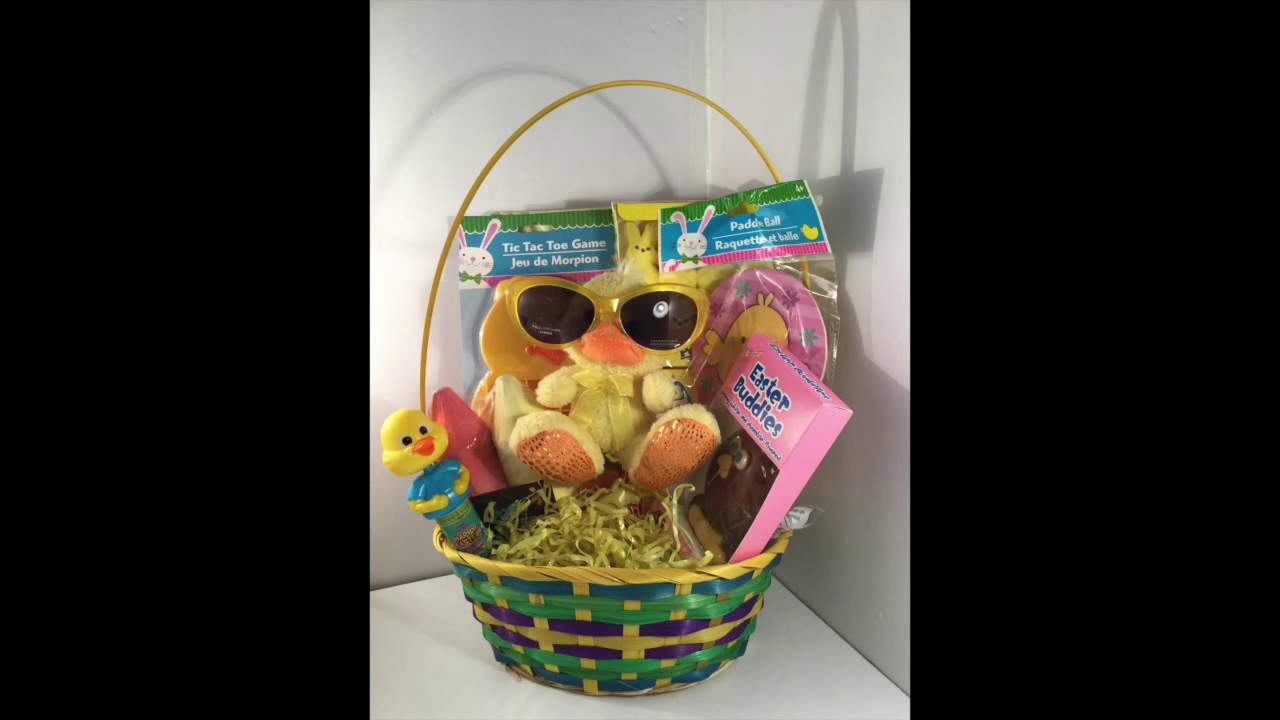 Diy dollar tree easter basket 2017 video quick easy and cheap diy dollar tree easter basket 2017 video quick easy and cheap negle Images