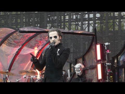 Ghost - Year Zero - live in Zurich @ Stadion Letzigrund 10.05.2019