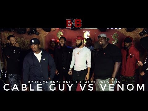 Cable Guy vs Venom - BYB - Tension 2
