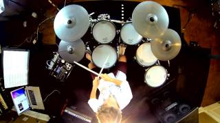John Mellencamp R.O.C.K. in the USA Drum Cover
