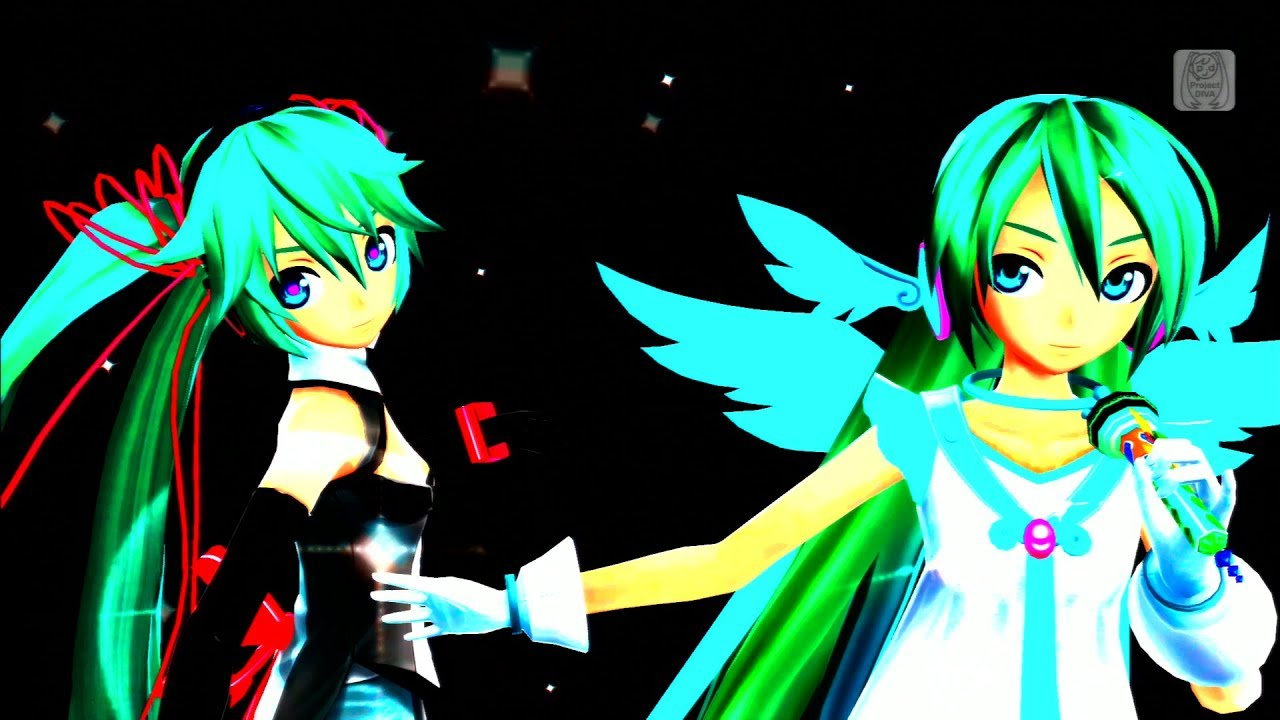 Project Diva F 2nd [Edit PV] Circles [#2 PV by ...