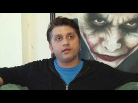 Interviewing Chetan Bhagat & Mohit Suri