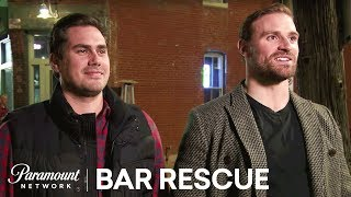 NFL Star Chris Long & Big Cat (Barstool Sports) on Bar Rescue - Bar Rescue, Season 4