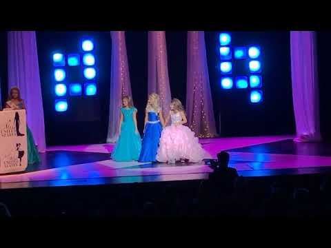 Crowning Miss North Carolina and Miss South Carolina United States Pageants