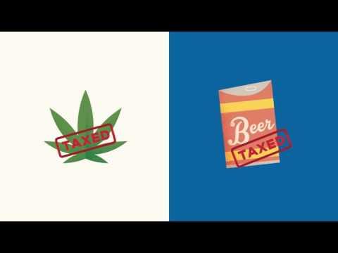 Proposition 64: California Marijuana Legalization (November 8, 2016)