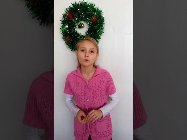 Изображение предпросмотра прочтения – ВероникаМиргородская читает отрывок изпроизведения «Мороз, Красный нос» Н.А.Некрасова