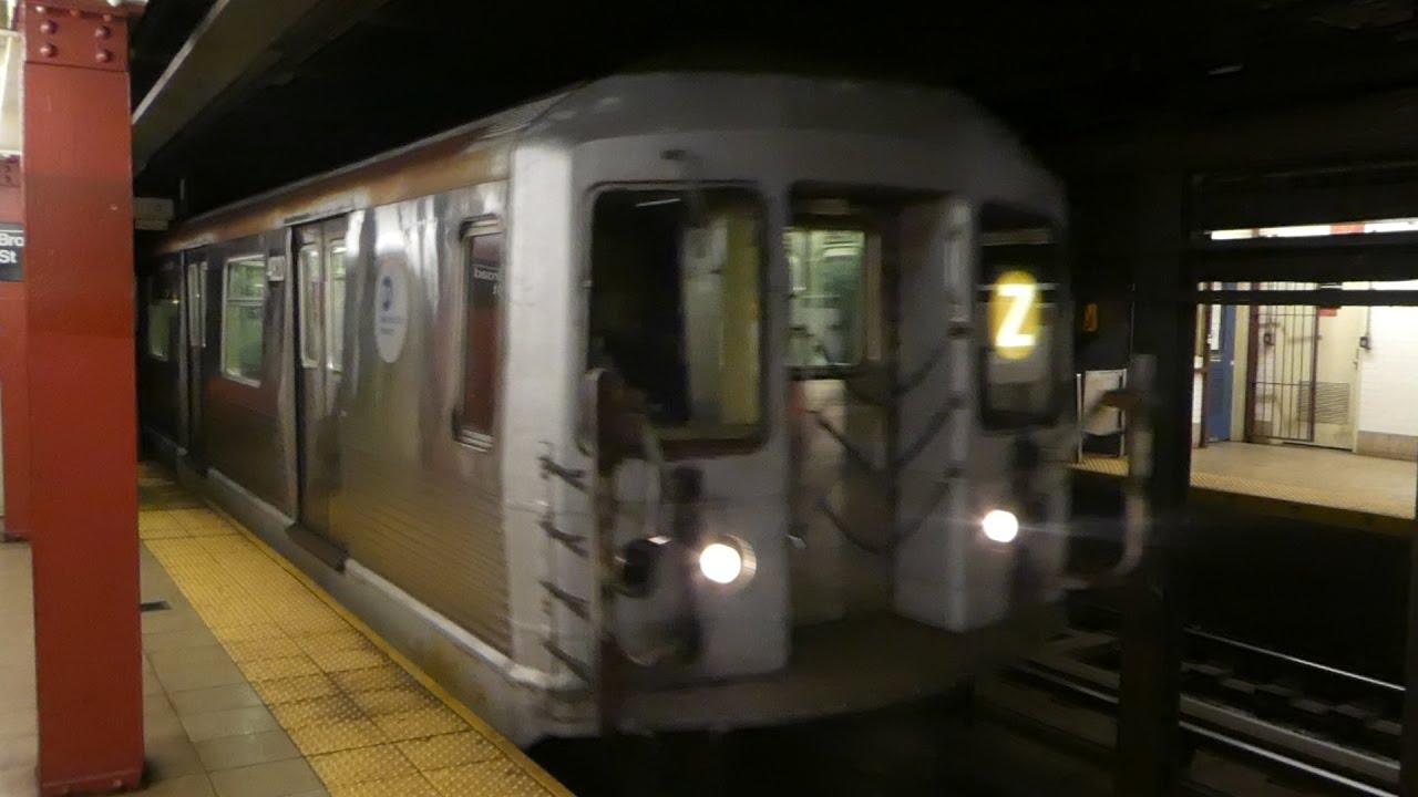 ニューヨーク地下鉄Z系統R42系 ...