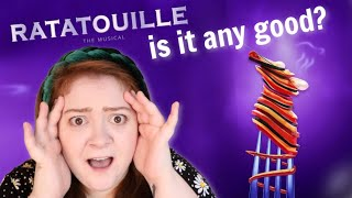 was ratatouille the musical the rat of all my dreams??