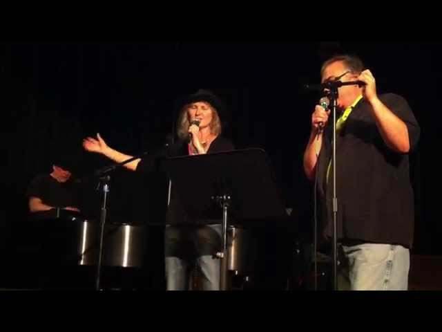 The Guthrie Center Troubadour Series Presents Jaane Doe and Eric Reinhardt Live