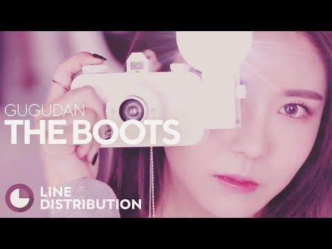 GUGUDAN - The Boots (Line Distribution)