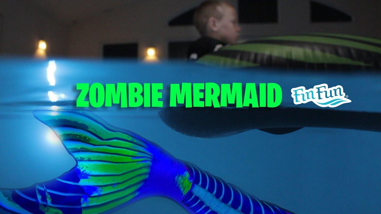 Halloween Mermaid Tail