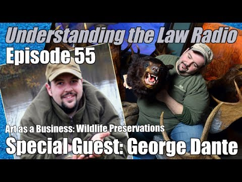 Episode 55 George Dante: Art As a Business