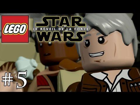 LEGO Star Wars Le Réveil de la Force FR #5 streaming vf