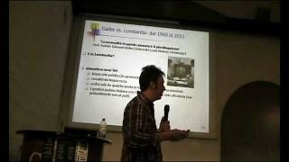 Prof. TAMBURELL · PART 4 Bilenguism in Lombardia e in Galles · PARLAR LOMBARD