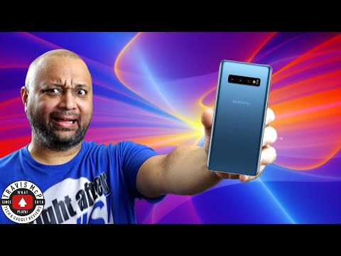 I bought a Samsung Galaxy S10 Plus from Amazon Renewed!