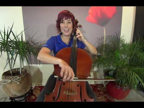 Extended Position for Cello