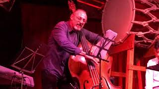 Yasukazu Kanoh Japanese folk song - shinobue with jazz band @ Lazybones 2018-01-21
