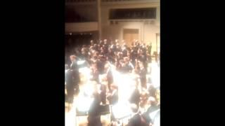 Mariss Jansons direction - Symphonieorchester des Bayerischen Rundfunks