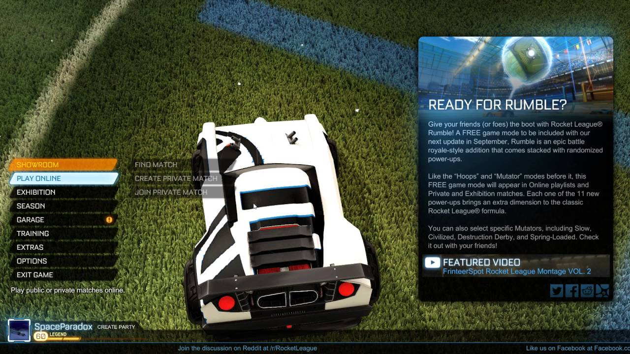 Rocket League Custom Decals Tutorial YouTube - Custom design car decals free