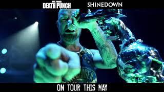 Five Finger Death Punch - Spring Tour 2018