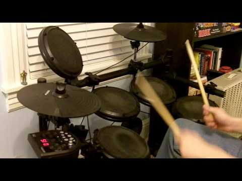 the bird and the bee - Private Eyes (Drum cover)