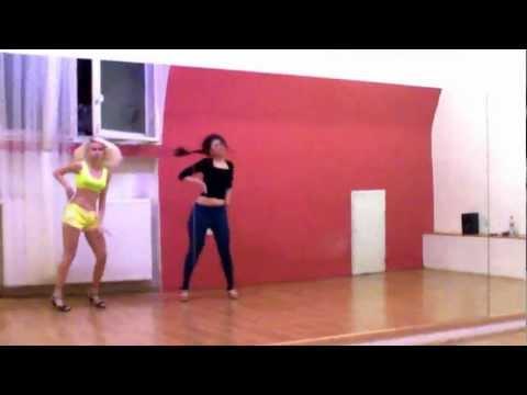Boom Bom Bom Go-Go dance