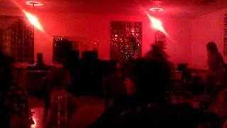Fatz The Rippa Performing Hella Thick at Queen of Sheeba with Hot Hitz Radio