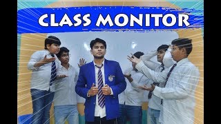 Types of Class Monitors | School Life | Funny video 2019 |