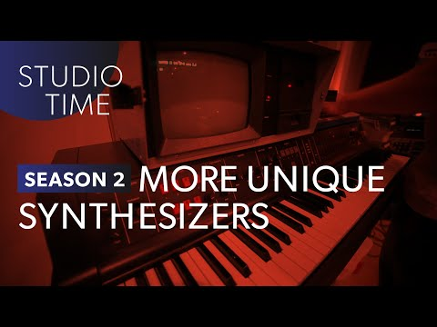 Miscellaneous Unique Synths - Studio Time: S2E17