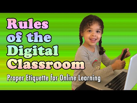 rules-of-the-digital-classroom:-proper-etiquette-for-online-learning