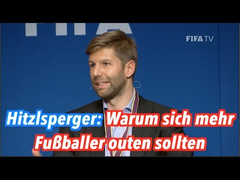 Thomas Hitzlsperger on coming out & being gay as a footballer