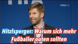 thomas hitzlsperger on coming out being gay as a footballer