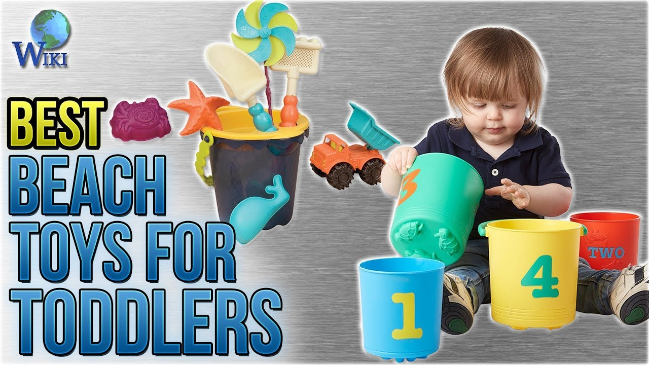 10 Best Beach Toys For Toddlers 2018