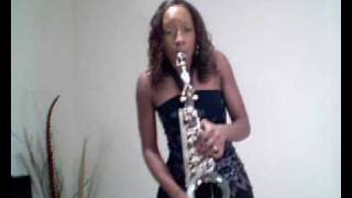 Maxwell - This Womans Work - Sax Cover