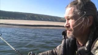Осіння риболовля на Олені. випуск 187. Ефір від 19.11.15.