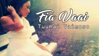 "Tuumai Vaimoso New Song ""Fia Vaai"""