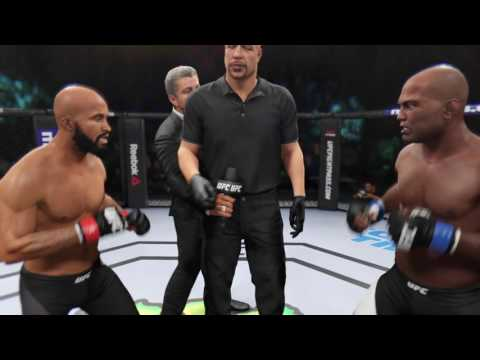 "UFC® On Fox 24 |  Demetrious ""Mighty Mouse"" Johnson Vs. Wilson Reis | Fight Simulation"