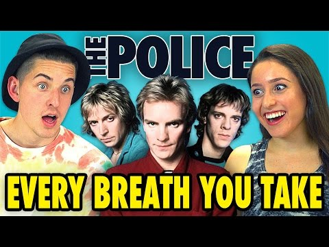 THE POLICE - EVERY BREATH YOU TAKE (Lyric Breakdown)