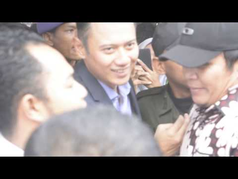 Terbaru: AHY ke Aceh, diteriaki Mahasiswa UNIMAL