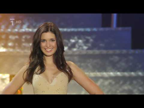 Miss Czech 2009 Swimsuit competition