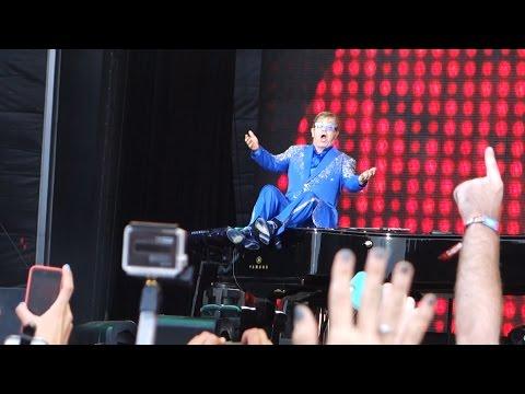 Elton John - Bitch is Back – Outside Lands 2015, Live in San Francisco