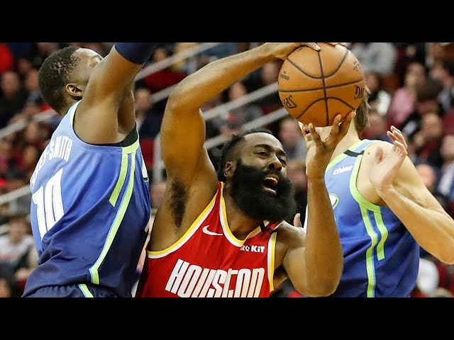 Dallas Mavericks vs Houston Rockets Full Game Highlights | January 31, 2019-20 NBA Season