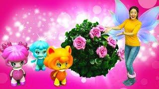 видео Купить игрушки по мультфильму Феи Диснея