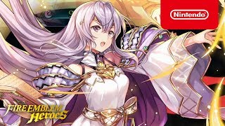 Fire Emblem Heroes - Legendary Hero (Julia: Crusader of Light)