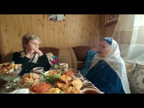 Зайтуна Гизатуллина, вдова участника ВОВ, Старое Дрожжаное