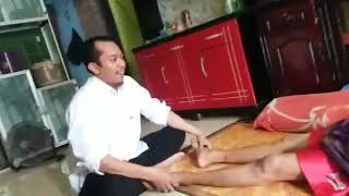 M Bagus Setya Reflexy Terapi Stroke dan Syaraf Kejepit di pondok gede..