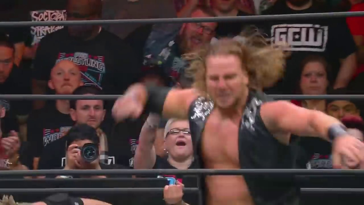 The Three Buried Ledes of AEW's All Out | The Turf