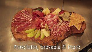 Italian Cured Meats - Prosciutto Bresaola