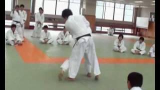 2 step tai otoshi